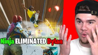 Reacting to YOUTUBERS ELIMINATING ME in Fortnite...