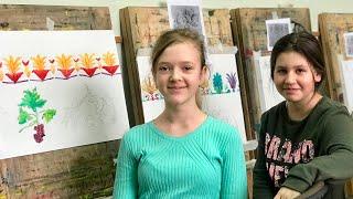 Уроки рисования для детей · Преподаватель Зайцева И. А. | 6+