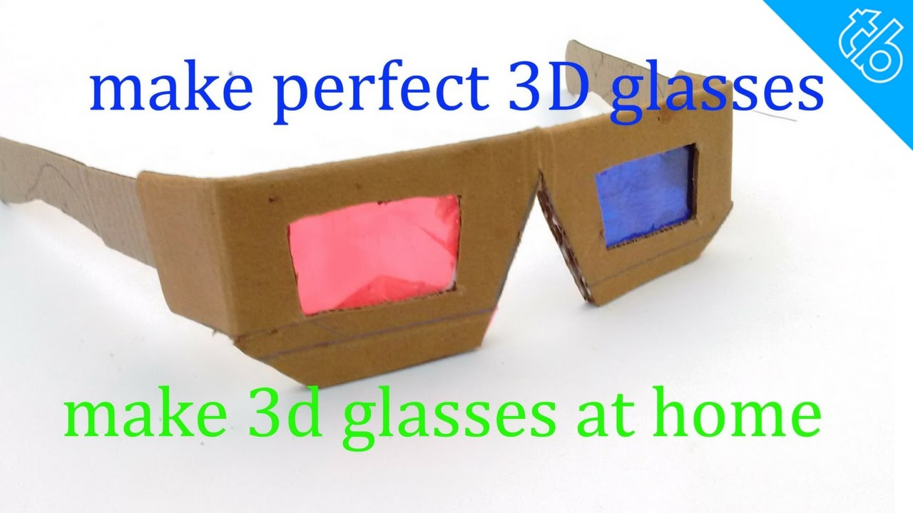 How to make 3D glasses 44