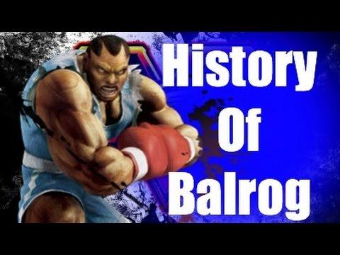 History Of Balrog Street Fighter V