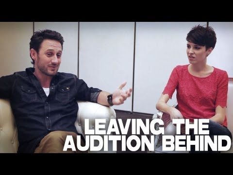 Leaving An Acting Audition Behind by Josh Stewart & Emma Fitzpatrick
