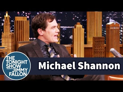 Michael Shannon Breaks Down What It
