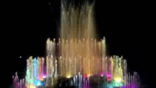 musical fountain of brindavan garden mysore by madhav