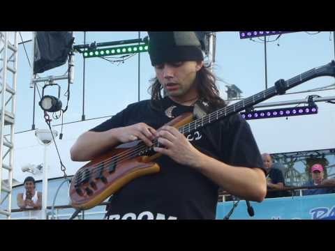 The Incredible Eric Gales and Cody Wright on the Keeping Blues Alive Cruise 2017