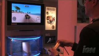 Excite Truck Nintendo Wii Gameplay - Using the Wii-mote
