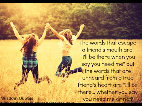 Best Friend Quotes That Will Make You Cry 150+ Best Friendship Quotes That You will Love For Sure   YouTube Best Friend Quotes That Will Make You Cry