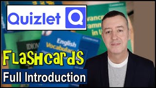 How to use Quizlet Flashcard technology? A complete introduction.