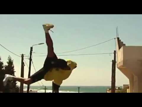 Samy Sek' Fitness | Old video of me Breakdancing