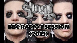 Ghost - BBC Radio 1 Session 2019 (Prequelle)