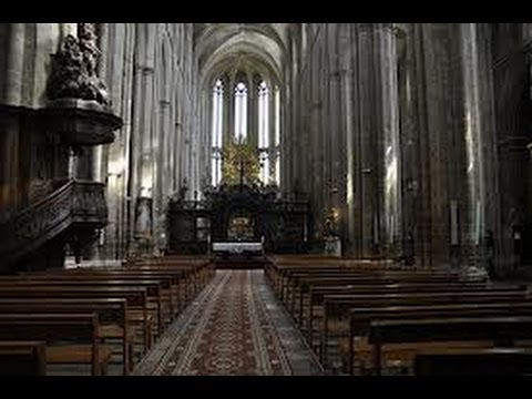 la basilique marie madeleine saint maximin youtube. Black Bedroom Furniture Sets. Home Design Ideas