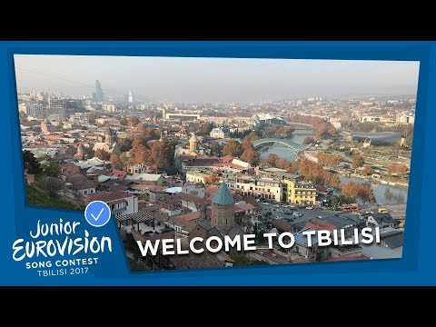 WELCOME TO TBILISI, GEORGIA! 🇬🇪