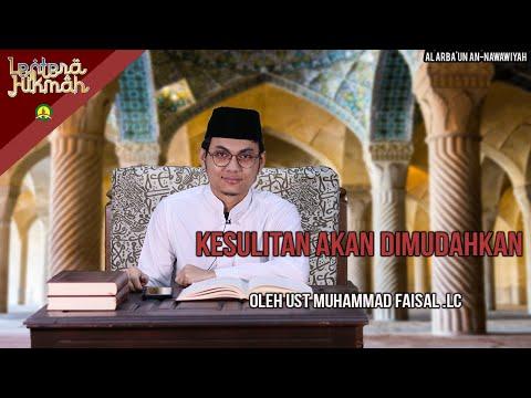 Allah Mencintai Keindahan | Hadis Ke-10 | Ust. Muhammad Faishal, Lc.