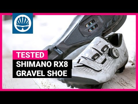 Shimano RX8 Gravel Shoe | Lightweight, Supreme Comfort, But Watch Those Treads