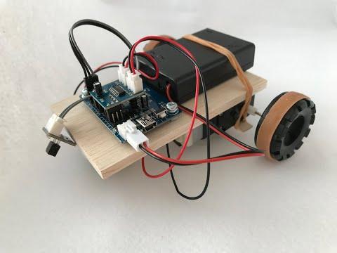 【夏休みSTEAM教室】オリジナルロボットカーをつくろう