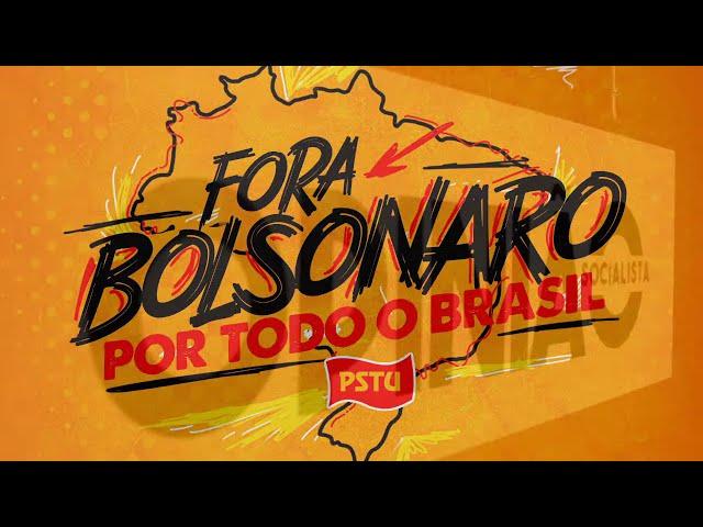 Dias 20 e 21: carreatas em todo o país exigem Fora Bolsonaro e vacinação já para todos!