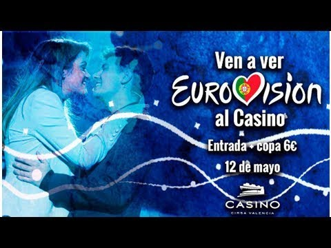 EuroFiesti�n: vive la final de Eurovisi�n 2018 con una fiesta en Casino Cirsa