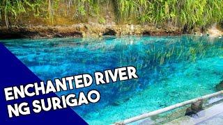 Ang Misteryosong ilog ng Surigao Del Sur