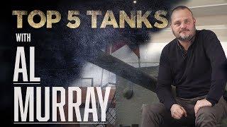 Top Five Tanks - Al Murray | The Tank Museum