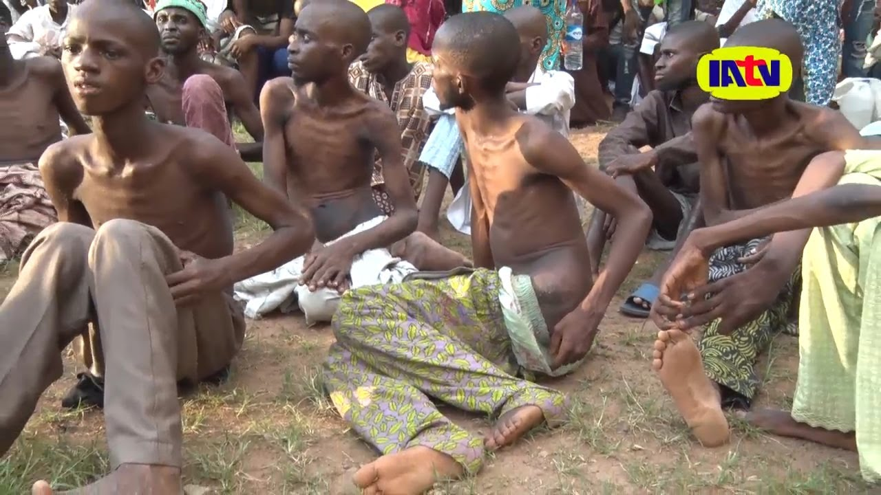 Download 259 Rescued From Illegal Rehabilitation Centre In Ojoo, Ibadan. Report By Oluwaseun Oyebade