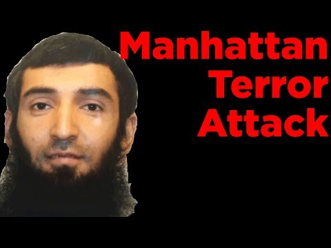 What We Know About The Manhattan Terror Attack So Far | TSFD Show #6