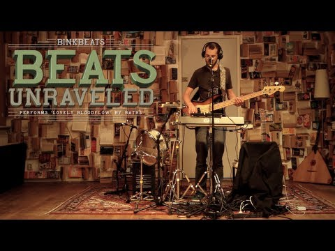 BINKBEATS Beats Unraveled #5: Lovely Bloodflow by Baths