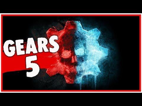 Gears 5 ► Пятые шестерёнки, начало   Прохождение #1