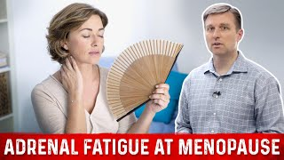 Adrenal Fatigue Menopause