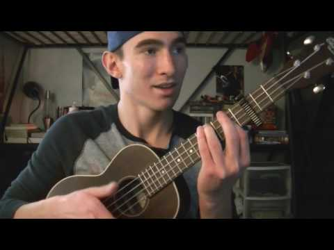 Taylor Swift - All You Had To Do Was Stay - Ukulele Tutorial