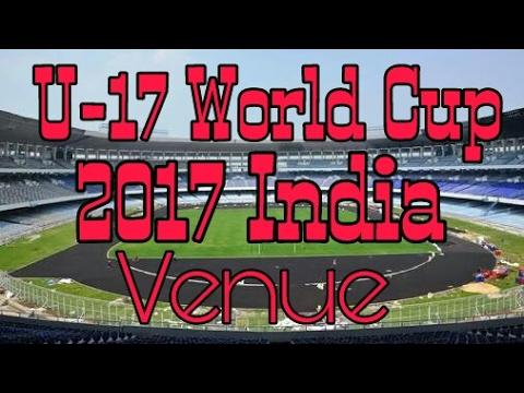 U-17 World Cup 2017 India Final Match Venue | Salt Lake Stadium | Documentary by WB