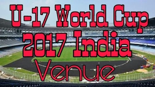 U-17 world cup 2017 india final match venue | salt lake stadium | documentary by wb