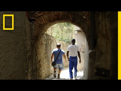 This Italian Village Was Dying … Until the Refugees Came | National Geographic