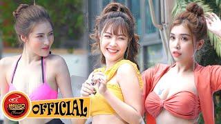 Hot Girl Đại Chiến Hồ Bơi Phần 3 | Phim Hài Mới Nhất Ghiền Mì Gõ 2020