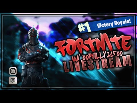 Playing With Viewers! (346+ Squad Wins) Fortnite Battle Royale Livestream!