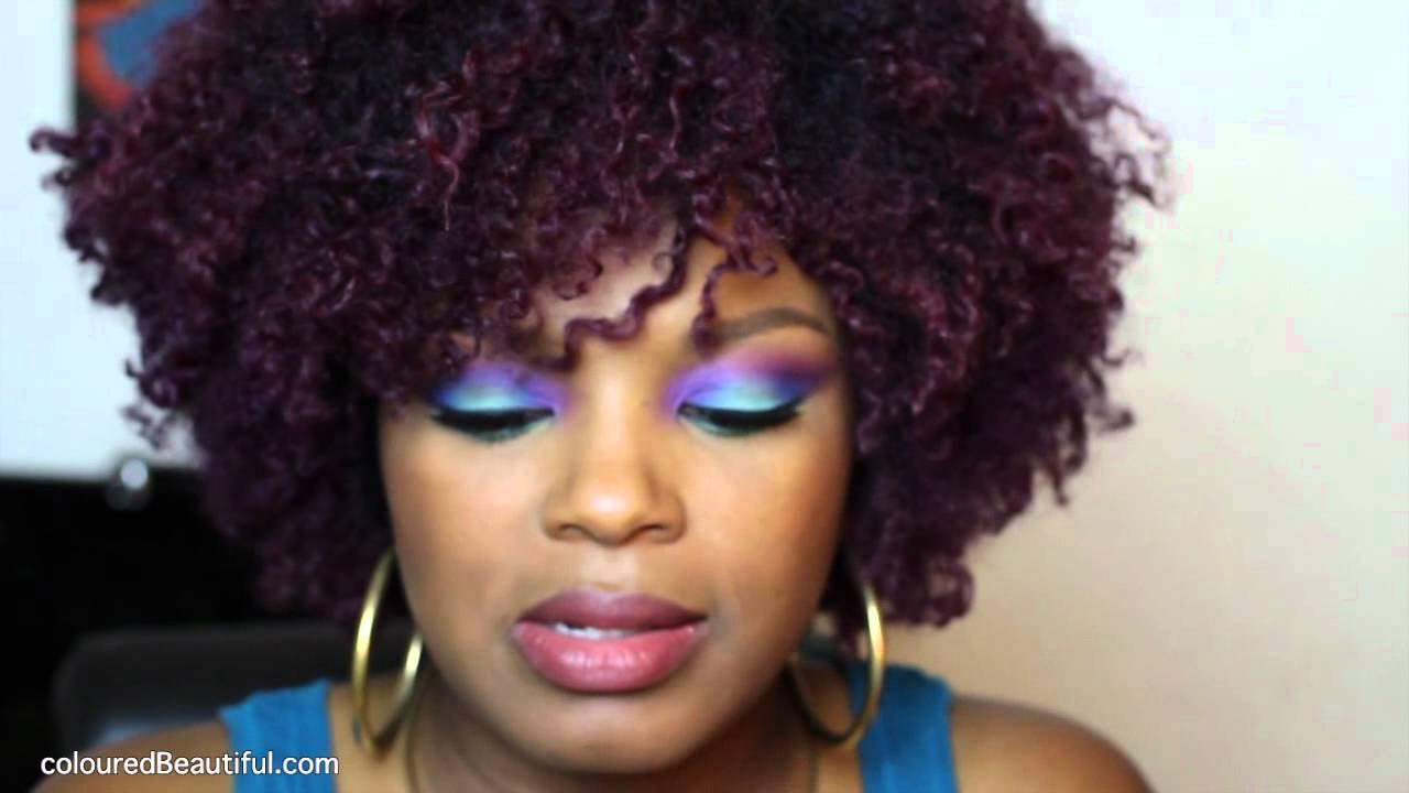 My Hair Dye Fail Soul Hair Of Color Rinse For Natural Hair ...