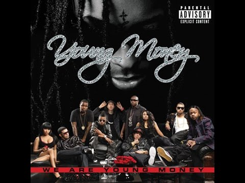 Steady Mobbin [Extra Clean] - Lil Wayne (Young Money) ft. Gucci Mane