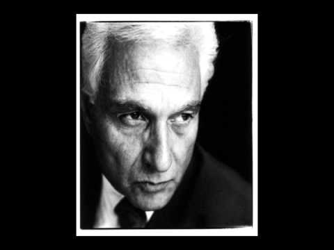 Jacques Derrida On Religion 2/2