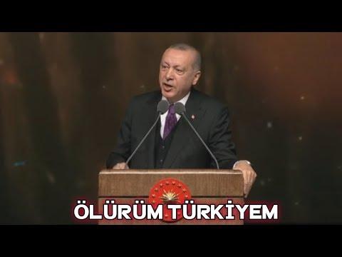 R.T.E & Devlet Bahçeli - Ölürüm Türkiyem (Edit Reyiz)