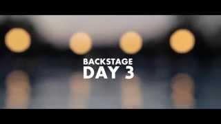 Backstage Идеальная свадьба 12.07.14