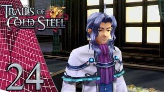 Trails of Cold Steel - Episode 24: Strange Snack