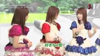 田中れいな 清水佐紀 熊井友理奈 萩原舞 Berryz工房.