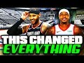 How Carmelo Anthony Is Saving HIS NBA CAREER