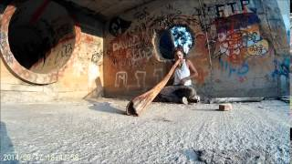 The Best Didgeridoo Player  - Amazing Didgeridoo Solo - Aborigiman