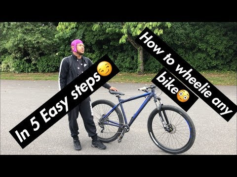 How to wheelie ANY Bike!! - In Depth Tutorial