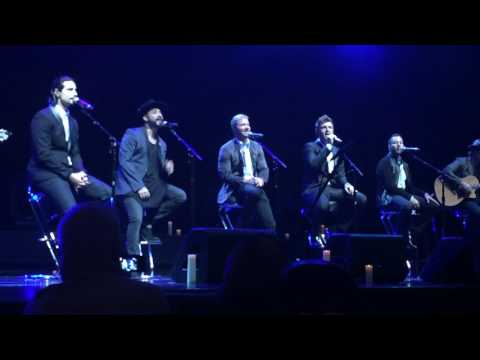 2. Don't Wanna Lose You Now - Backstreet Boys Live Acoustic Set.