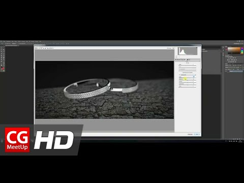 "CGI 3D Tutorial HD: ""Jewelery or Product Shot Lighting in Maxwell for C4D"" by Curse Studio - Part II"