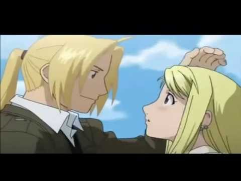 winry y edward** a thousand years
