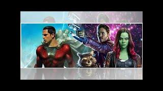 Галерея. «Аквамен», «Шазам» и «Фантастические твари»: Новые трейлеры Comic-Con