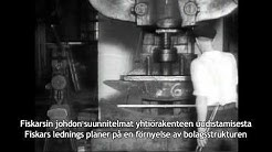 Fiskars - 365 vuotta (tekstitys suomeksi ja ruotsiksi)
