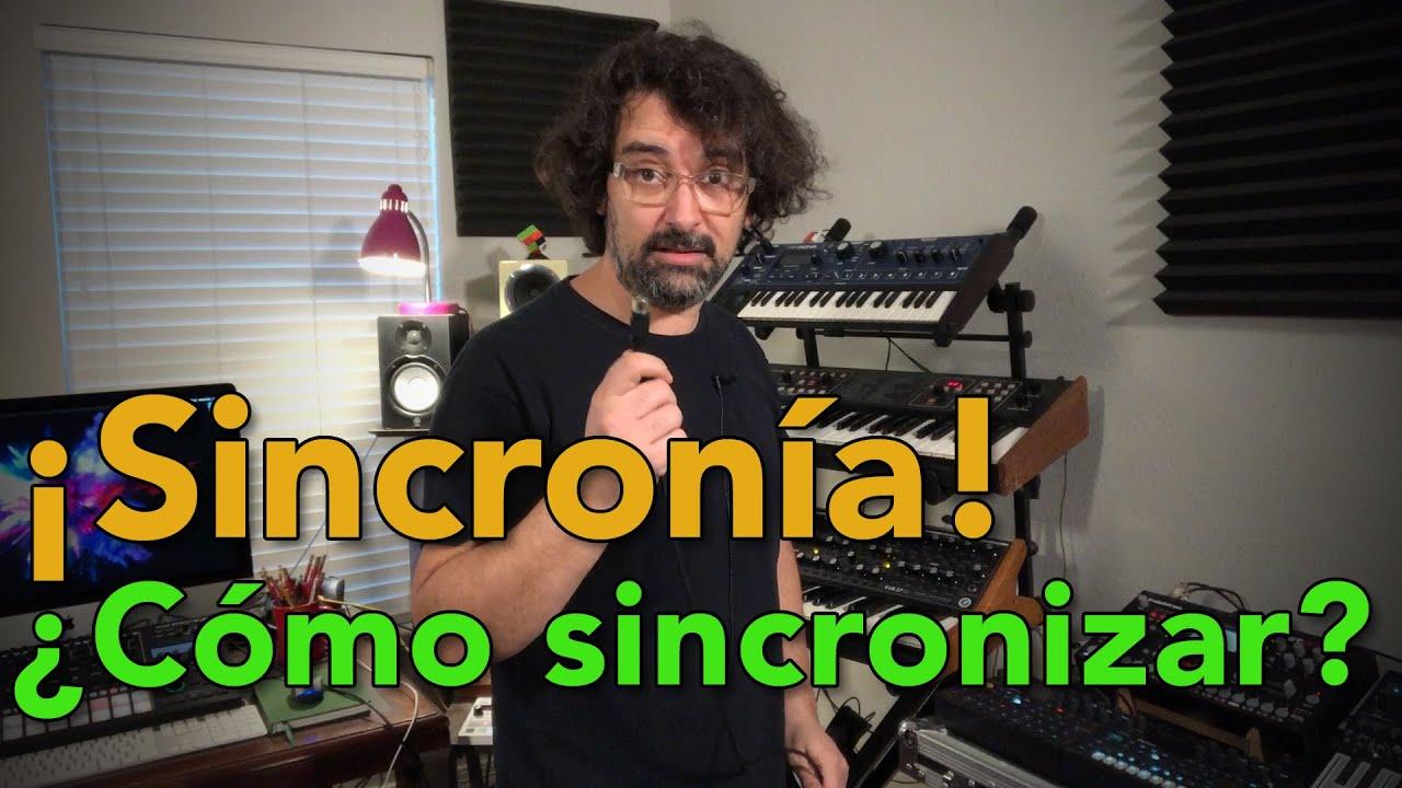 Sincronía - ¿Cómo sincronizar?