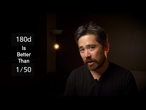 DPReview TV: What is shutter angle, and why is it better than shutter speed when shooting video?
